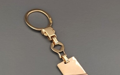 18 kt. Pink gold, White gold, Yellow gold - Keychain