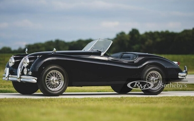 1956 Jaguar XK 140 MC Roadster