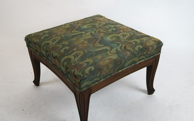 20th C. French-Style Ottoman/Bench