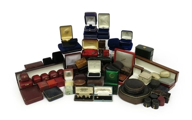 A large quantity of antique and modern jewellery...