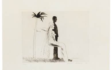 David Hockney: The Marriage