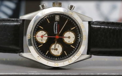 Eberhard & Co. - Champion Chronograph Ref. 0-31022 Full Set Top Condition - Men - 1990-1999