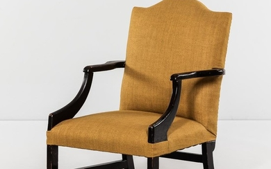 Federal-style Child's Lolling Chair