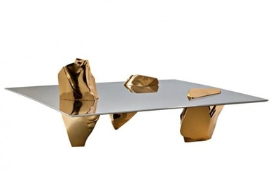 Fredrikson Stallard Coffee Table Model Sereno Driade, I