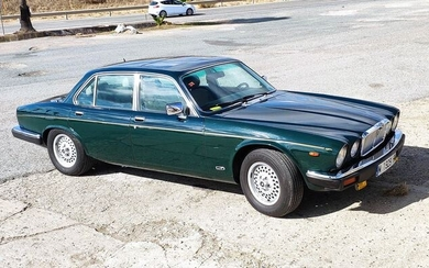 Jaguar - XJ12 Sovereing Serie 3 - 1987