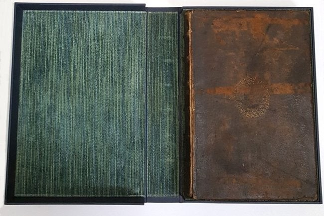 John Ogilbi 1671 America: New World Illustrated Book
