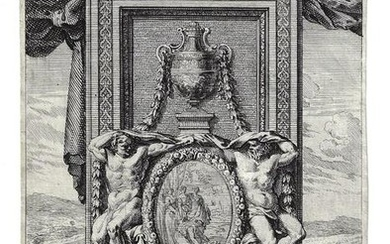 Lot of Two 18th C Engravings