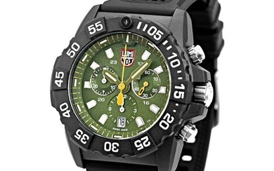 Luminox - Crono NAVY SEAL in Carbonio 50,00 mm.- 3581 - Men - 2019