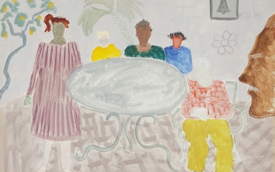 MILTON AVERY | AVERY AND HIS ARTIST FRIENDS