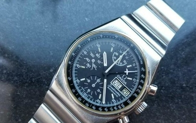 OMEGA Men's Speedmaster Day Date Automatic Chronograph