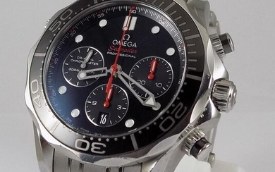 Omega - Seamaster Professional Co-Axial - 300M Diver Chronograph - 178.0528 - Men - 2010's