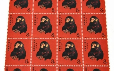 People's Republic of China 1980 Year of the Monkey