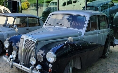 SOME FEATURED LOTS. Lot 5016. A Daimler Motor Car. (No paper...