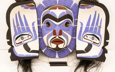 Scott Jensen (20th Cent. Adopted Tlingit) Dzunukwa