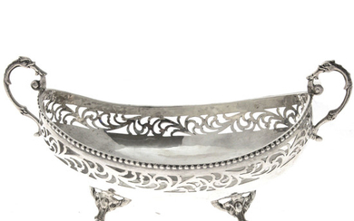 Sterling Silver Bowl.