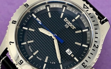 Traser - T5 Automatic Master Prestige Chrome Finish - 106975 - Men - Brand New