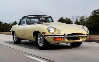 1970 Jaguar E-Type Series 2 4.2-Litre Roadster