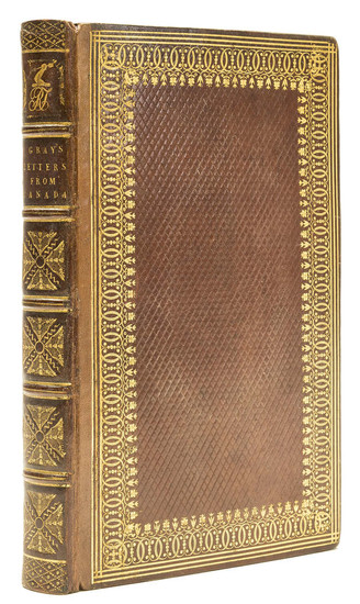 Americas.- Henry (Alexander) Travels and Adventures in Canada and the Indian Territories, first edition, New York, 1809 & another (2)