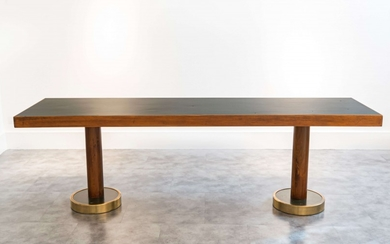 "Gio PONTI 1891-1979 Importante table dite ""Contegrande"" - Circa 1950"