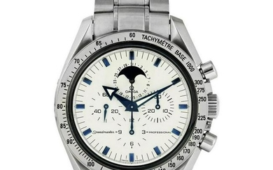 Omega Speedmaster Chronograph Moon Phase Men's Watch