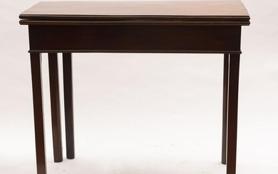 Pair Of George III Style Console Tables/ Dining Table