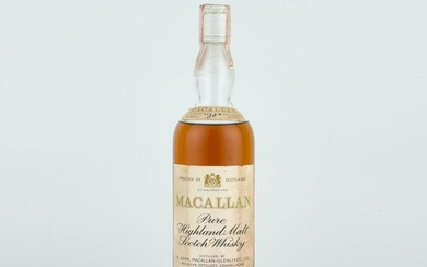 The Macallan 18 Year Old 43.0 abv 1947 (1 BT)