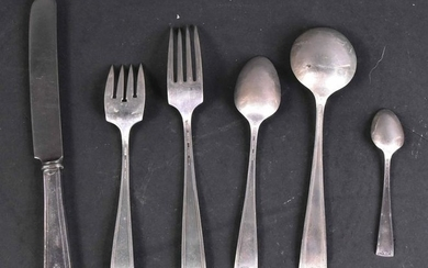 "Wallace Sterling ""Carthage"" Pattern Flatware"