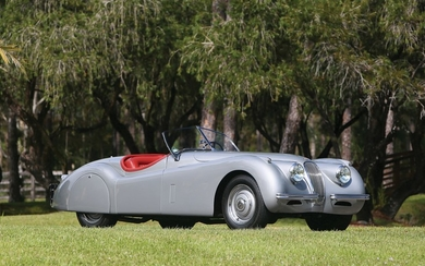 1953 Jaguar XK 120 Roadster