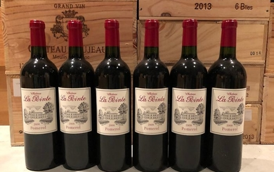 2008 Chateau La Pointe - Pomerol - 6 Bottles (0.75L)