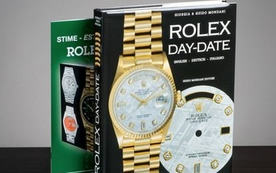 Rolex - Day-Date Book by Guido Mondani- Unisex - 2011-present