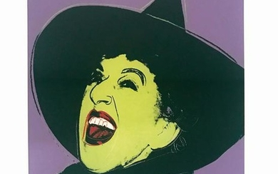ANDY WARHOL (1927-1987) - Witch