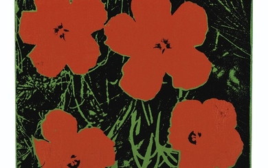 Andy Warhol (1928-1987), Flowers