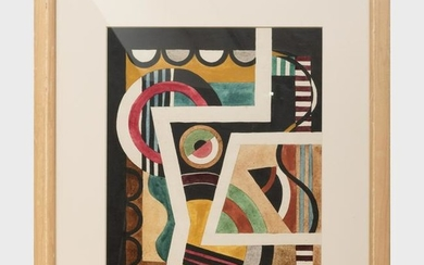 Attributed to Georges Valmier (1885-1937): Untitled