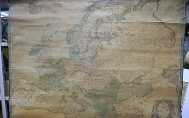 Continent and Islands of Europe