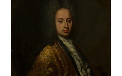 ITALIAN SCHOOL (18TH CENTURY) PORTRAIT OF A NOBLEMAN