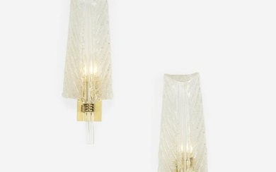 Italian, sconces, pair
