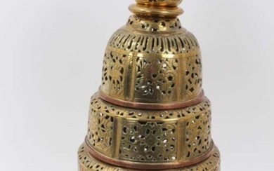 Late 19th / early 20th century Chinese/Tibetan altar censer