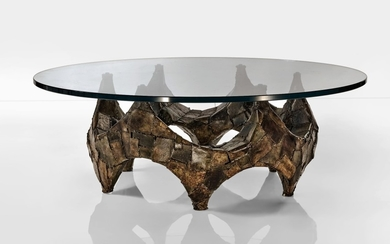 PAUL EVANS | COFFEE TABLE