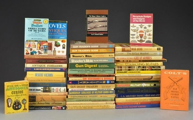 REFERENCE BOOKS, & ENTHUSIAST BOOKS.