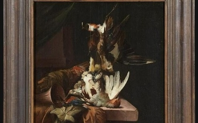 Still Life with Game, with a Partridge and a
