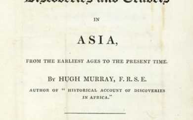 [TRAVELS] Murray, Historical account