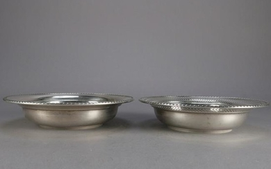 Two Gorham Sterling Silver Bowls