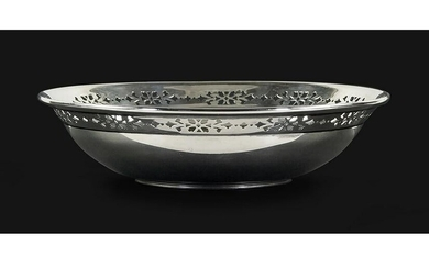 A Tiffany & Company Makers Sterling Silver Bowl.
