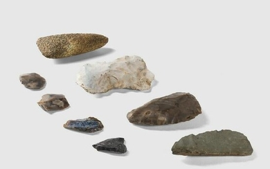 COLLECTION OF NEOLITHIC TOOLS WESTERN EUROPE, 3RD