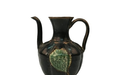 Chinese Jizhou Kiln Pitcher