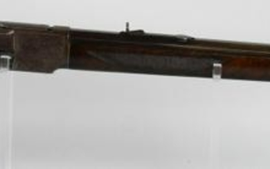 DELUXE CASE COLOR WINCHESTER MODEL 1873 RIFLE