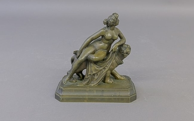 French Bronze Nude