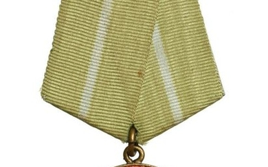 RUSSIAN SOVIET MEDAL FOR DEFENCE OF ODESSA