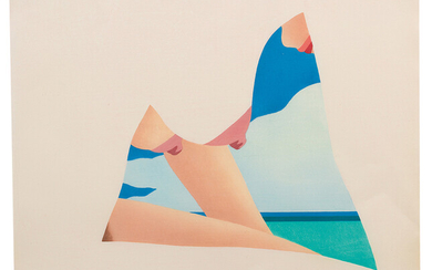 Tom Wesselmann: Seascape Dropout