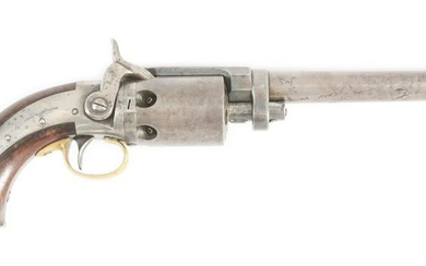 (A) MASSACHUSETTS ARMS REVOLVER.